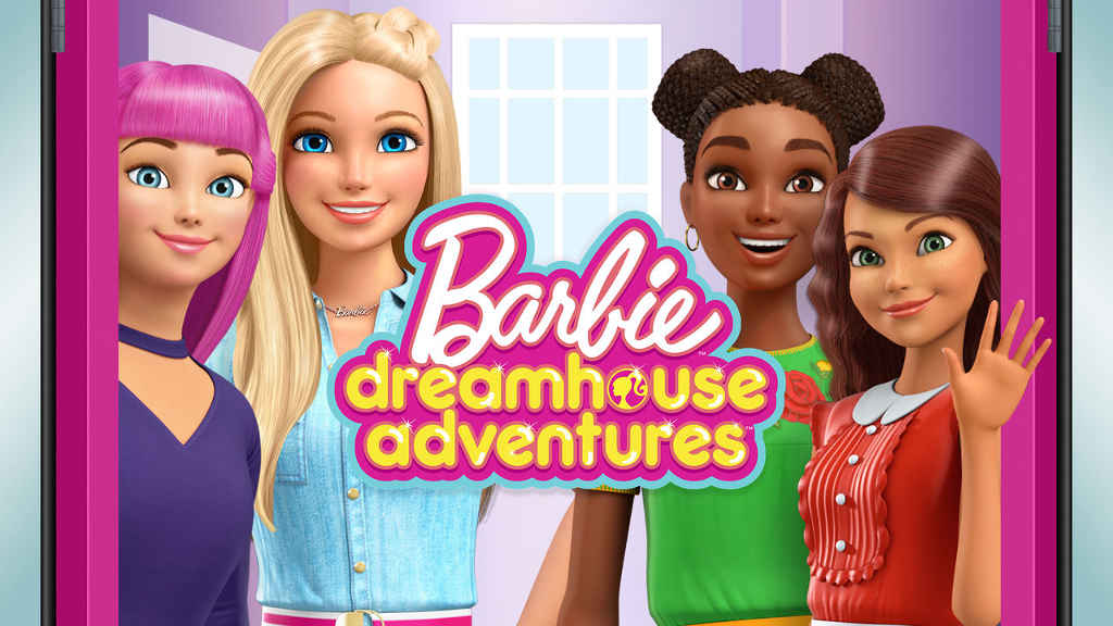 netflix Barbie Dreamhouse Adventures S1