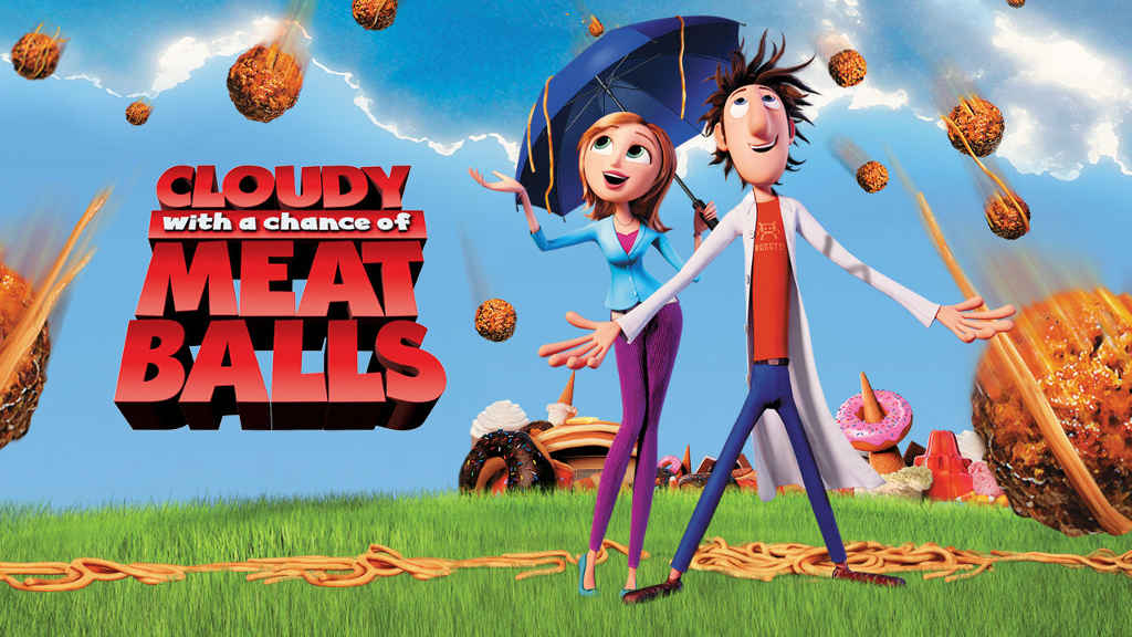 netflix Cloudy with a Chance of Meatballs