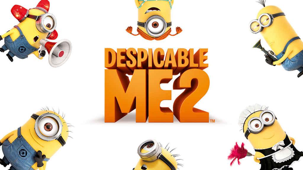 netflix Despicable Me 2