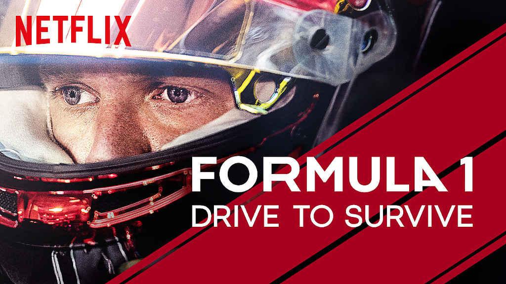 netflix Formula 1 Drive to Survive S1
