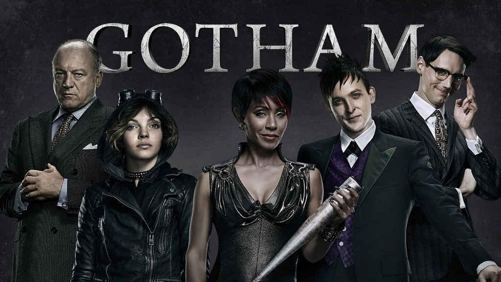 netflix Gotham S4