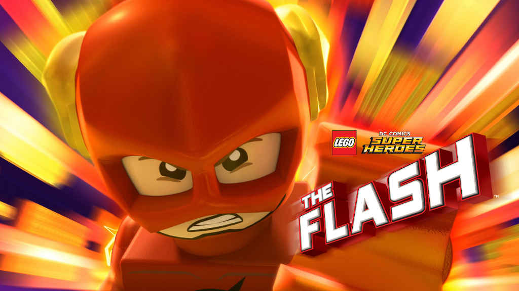 netflix LEGO DC Super Heroes The Flash