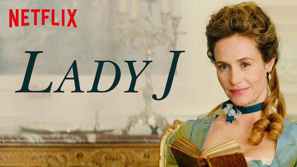 netflix Lady J