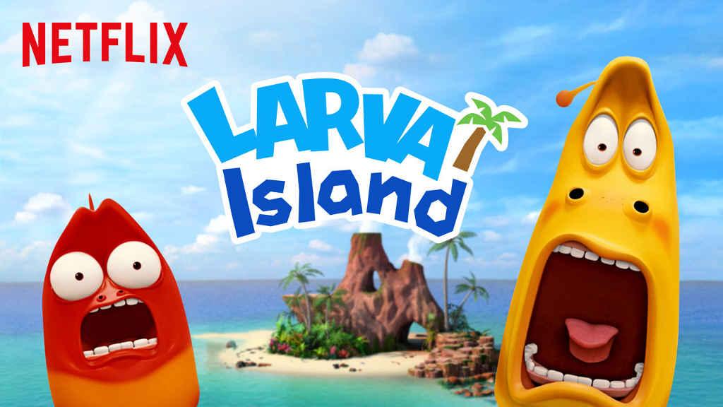 netflix Larva Island S2