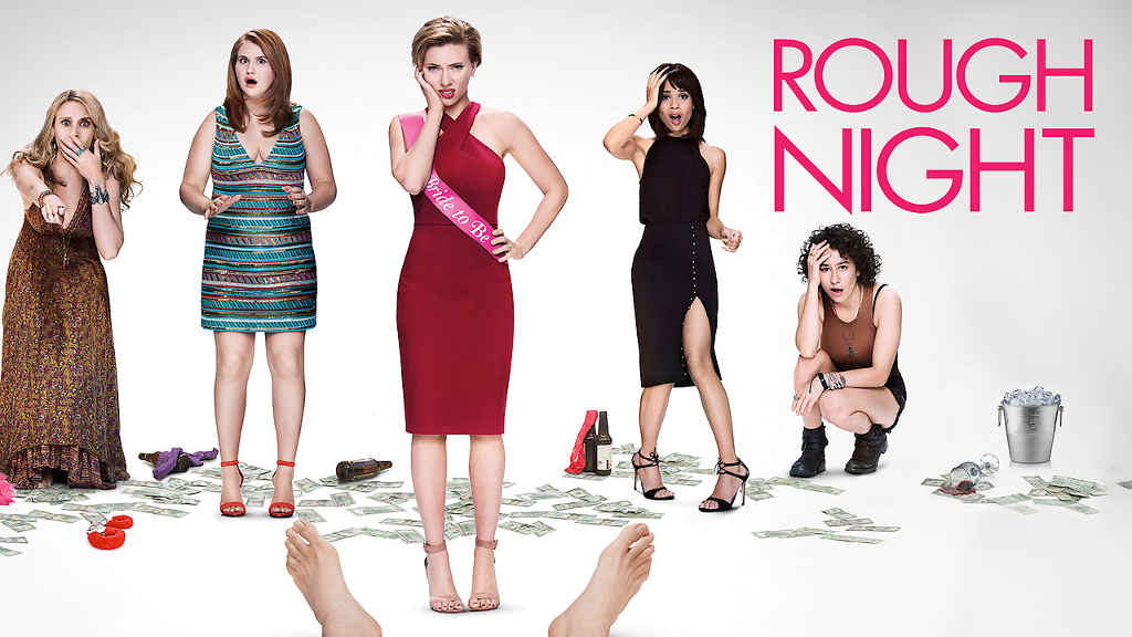 netflix Rough Night
