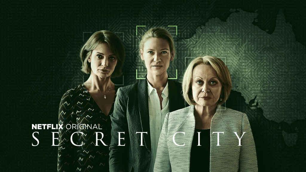 netflix Secret City S2