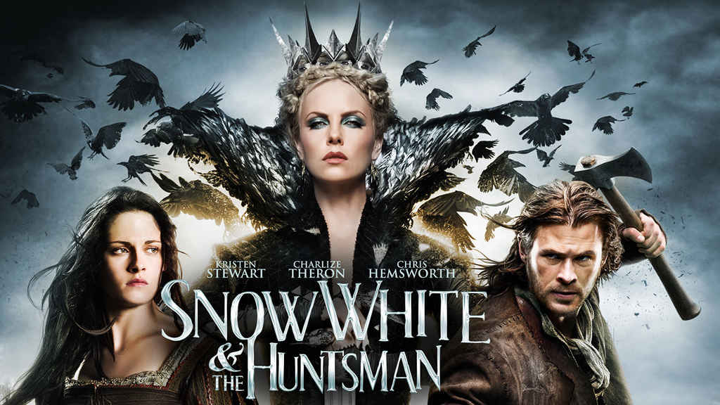 netflix Snow White and the Huntsman