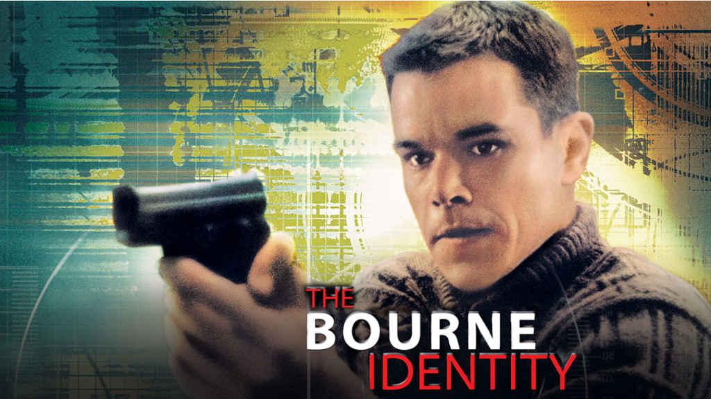 netflix The Bourne Identity