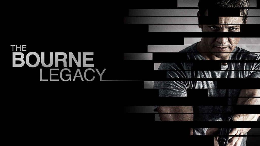 netflix The Bourne Legacy