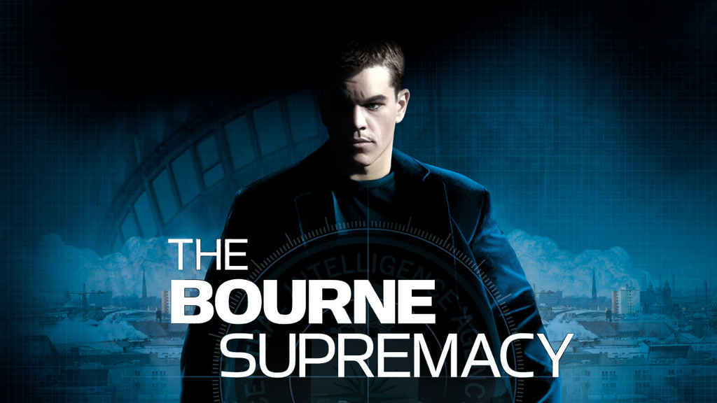 netflix The Bourne Supremacy