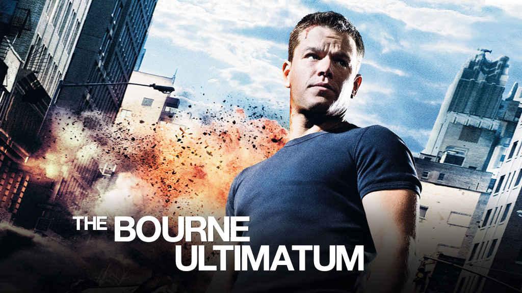 netflix The Bourne Ultimatum