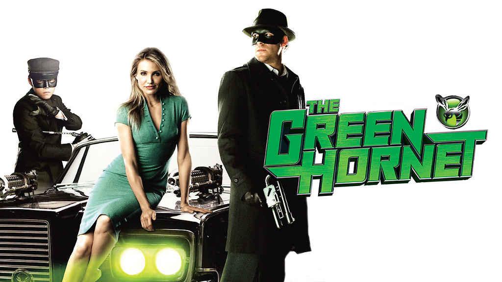 netflix The Green Hornet