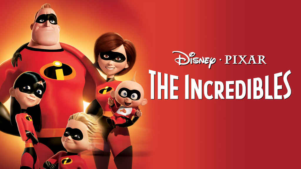 netflix The Incredibles
