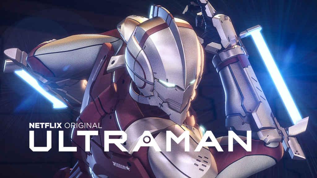 netflix Ultraman