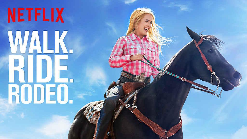 netflix Walk Ride Rodeo