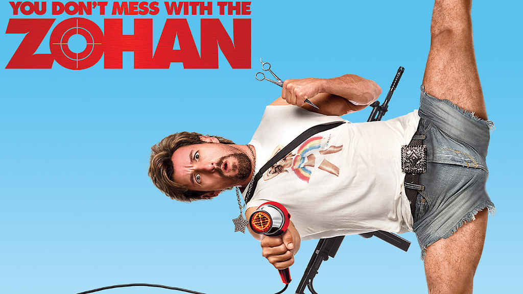 netflix You Dont Mess with the Zohan