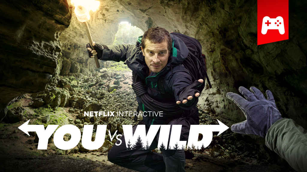 netflix You vs Wild S1