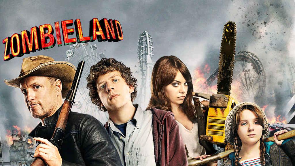 netflix Zombieland