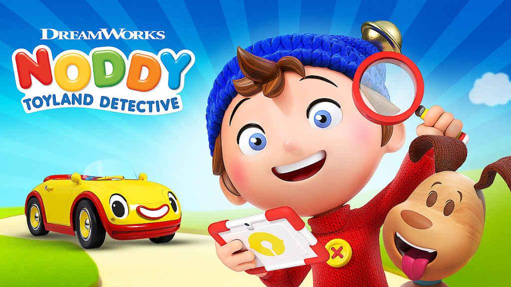 netfllix Noddy Toyland Detective S2