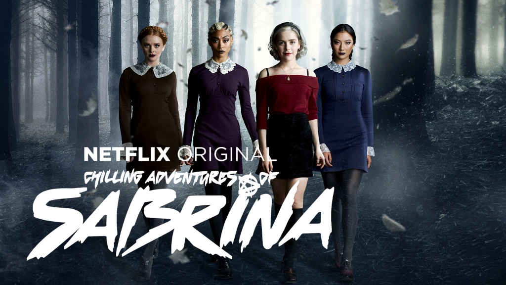 Netflix Chilling Adventures of Sabrina part 2