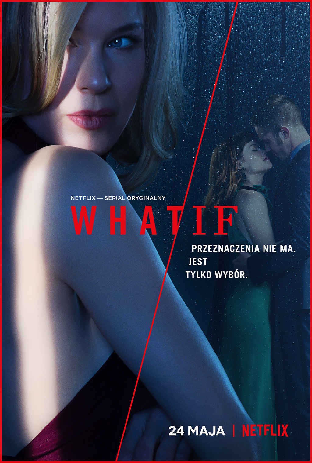 Netflix What IF S1 PL poster
