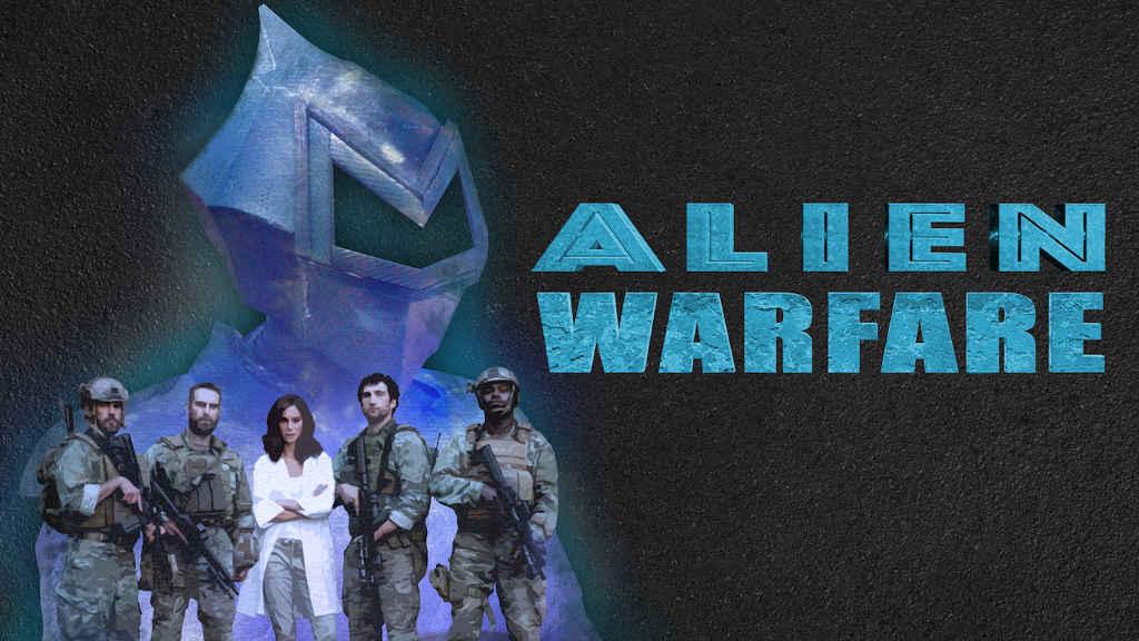 netflix Alien Warfare