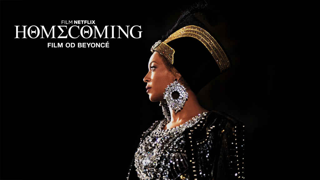 netflix HOMECOMING A film by Beyonce