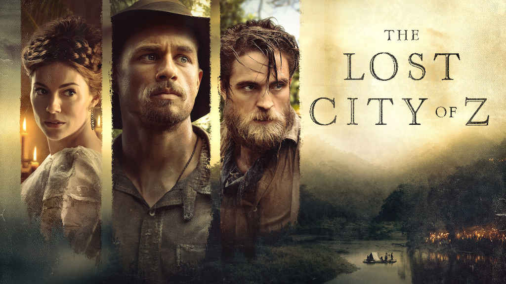 netflix Lost City of Z