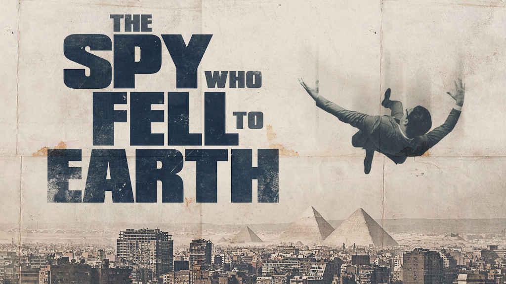 netflix Spy Who Fell to Earth