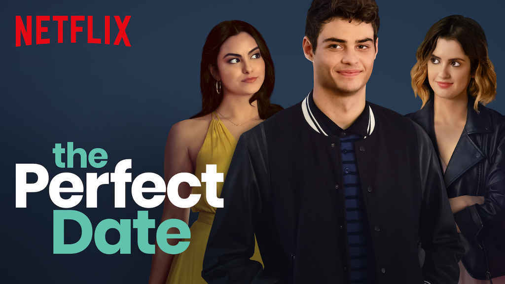 netflix The Perfect Date