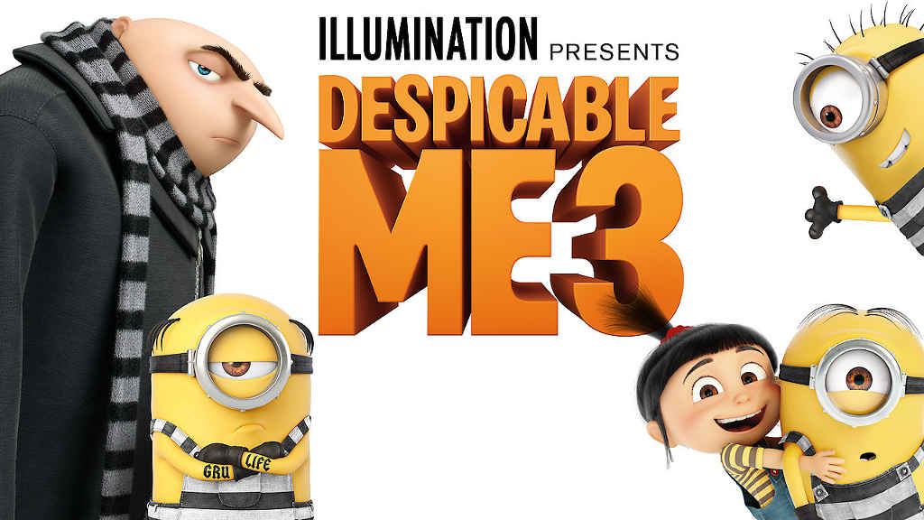 netfllix Despicable Me 3