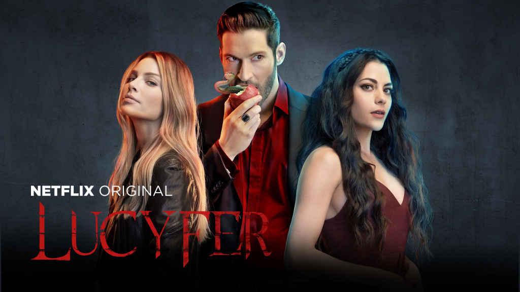 Netflix Lucyfer S4