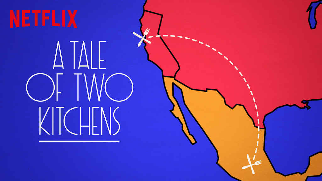 netflix A Tale of Two Kitchens