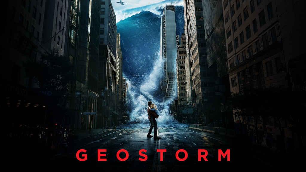 netflix Geostorm