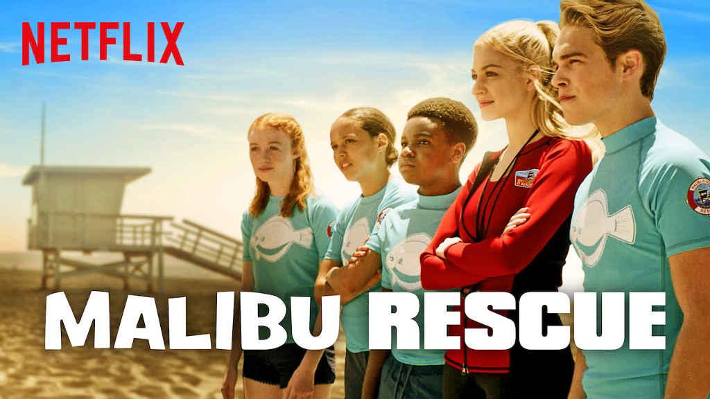 netflix Malibu Rescue