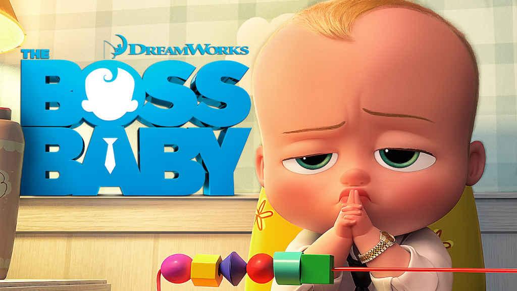 netflix The Boss Baby