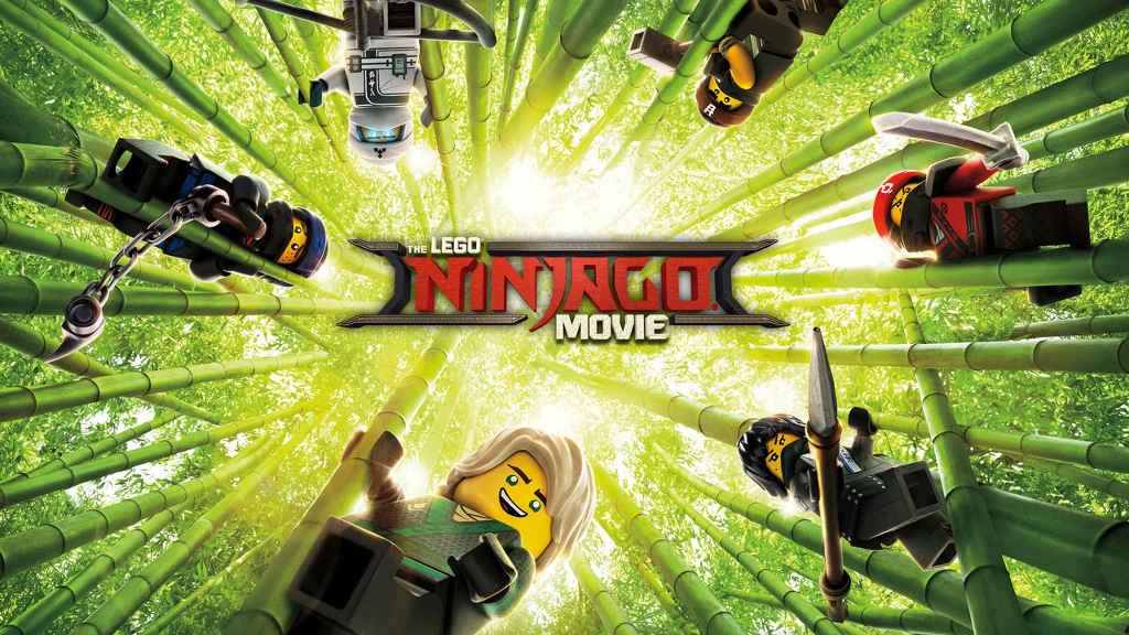 netflix The LEGO Ninjago Movie