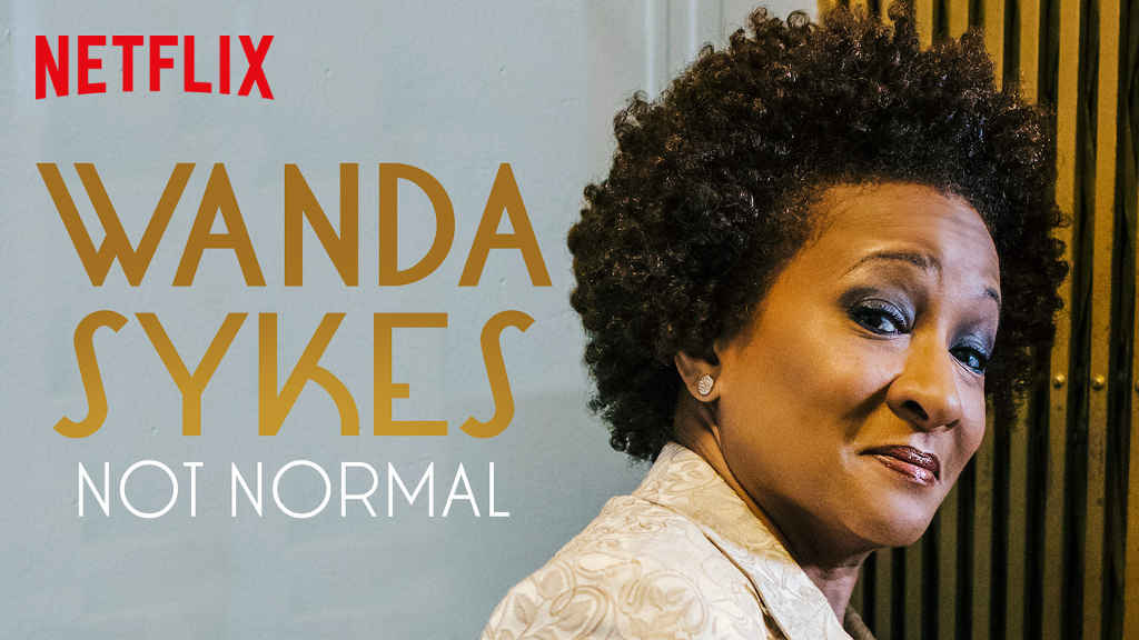 netflix Wanda Sykes Not Normal