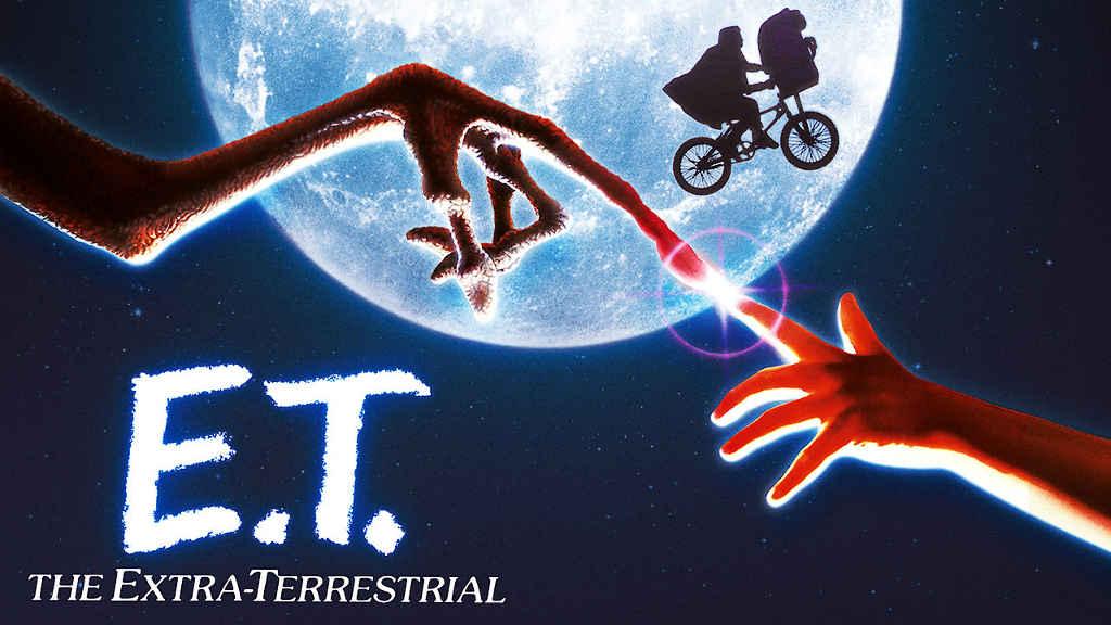 netfllix E T the Extra-Terrestrial