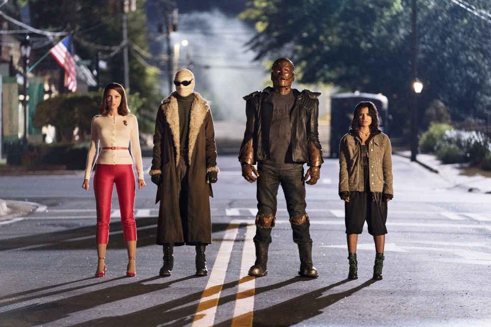 HBO GO Doom Patrol