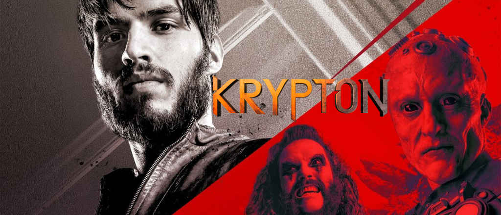 hbo go krypton S2