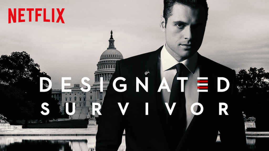 netflix Designated Survivor S3