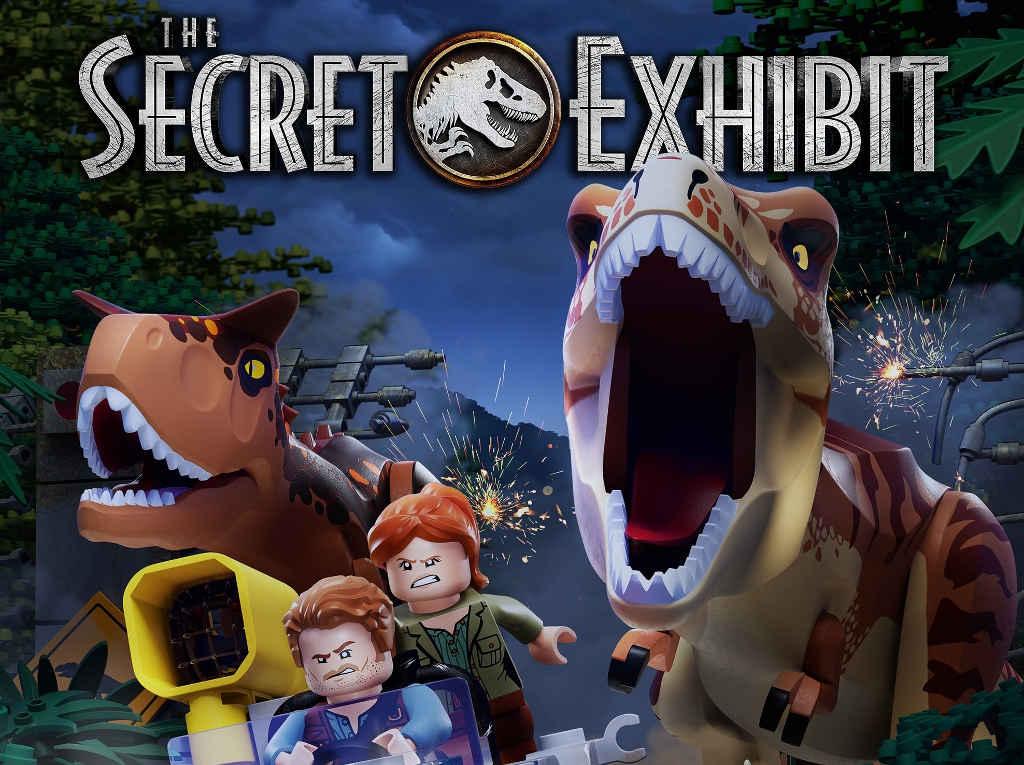 netflix LEGO Jurassic World Secret Exhibit S1
