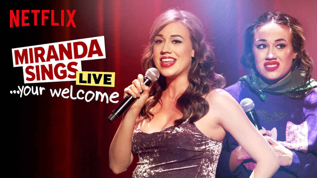 netflix Miranda Sings Live Your Welcome