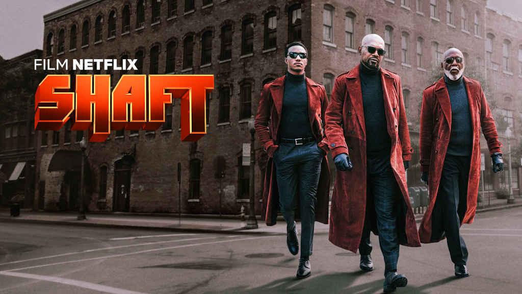 netflix Shaft