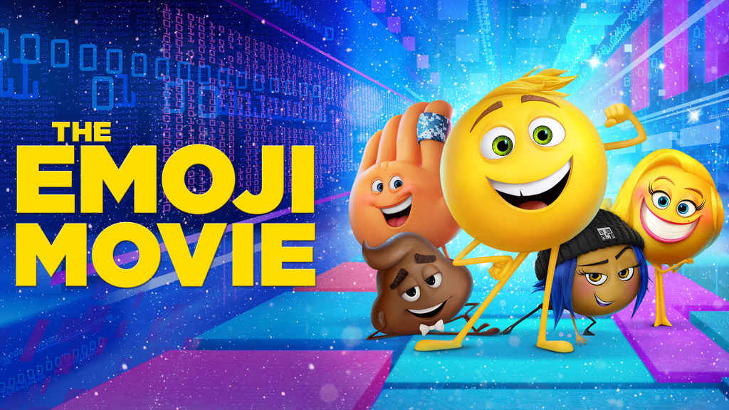 netflix The Emoji Movie