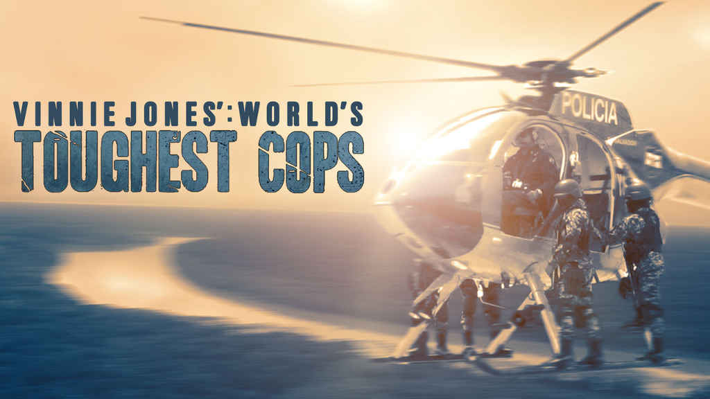 netflix Vinnie Jones Toughest Cops S1