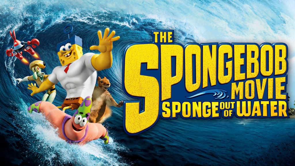 netflix The SpongeBob Movie Sponge Out of Water