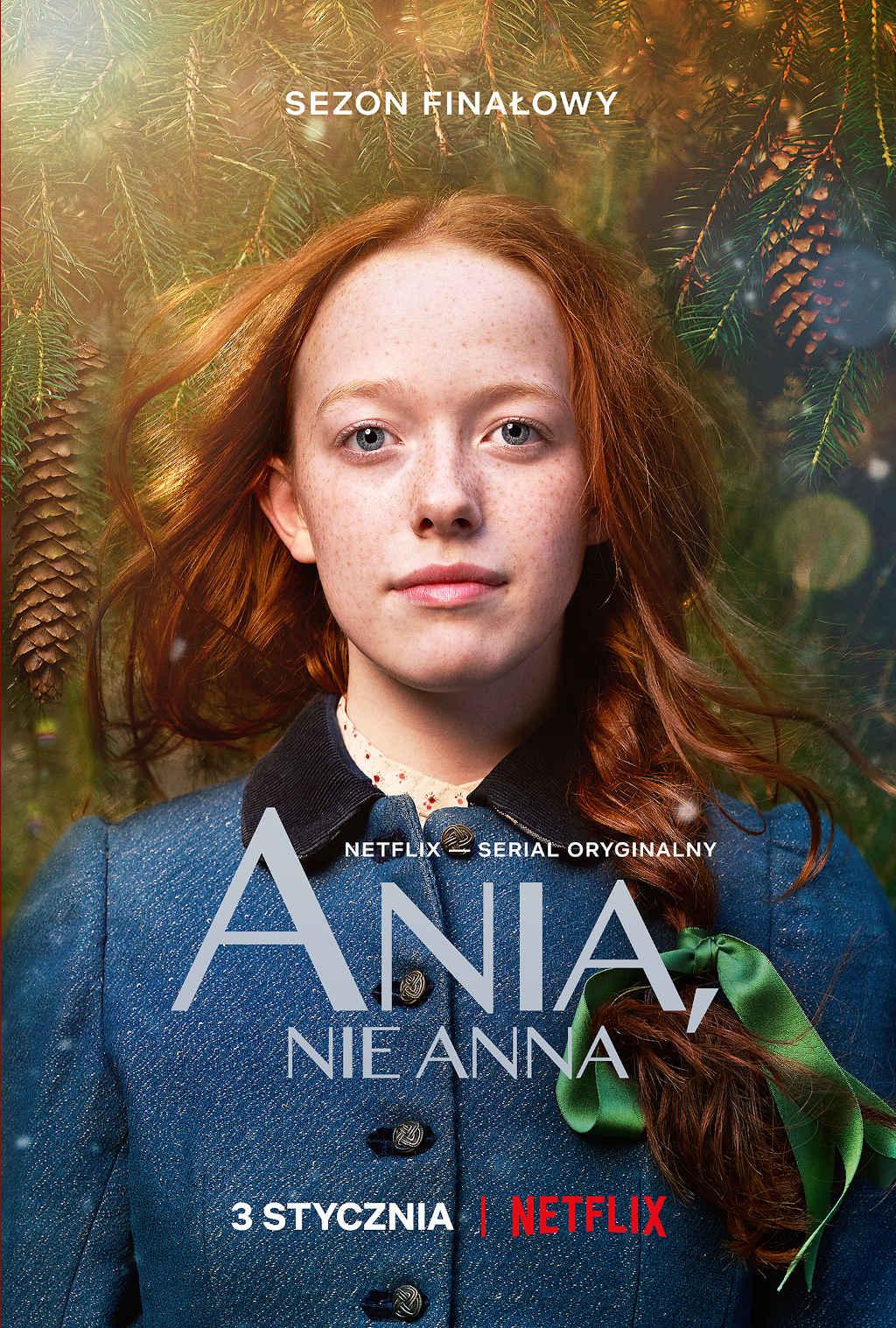 Ania, nie Anna plakat sezon 3